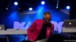 Howard Jones-LIKE TO GET TO KNOW YOU WELL-Live-Mezzanine-San Francisco-Sept 1, 2014-Thompson Twins