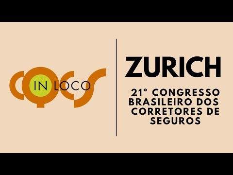 Imagem post: Zurich no 21º Congresso  Brasileiro dos Corretores de Seguros
