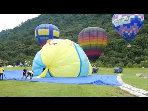 20180623 桃園石門水庫熱氣球嘉年華- 愛心鳥