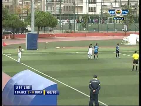 U14 Elit Ligi Fenerbahçe - Bucaspor Maçın Tamamı Tekrar  24.11.2012