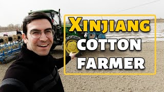 What I saw in Xinjiang working as a Cotton Farmer