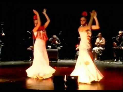 Tangos baile Espectaculo Flamenco Laura pirri