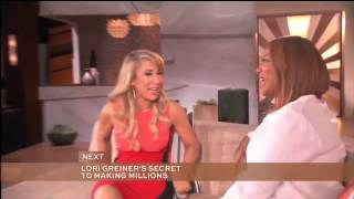 "Lori Greiner talks ""Invent It, Sell It, Bank It"" on ""Queen Latifah"" 3.19.14"