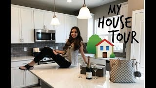 MY HOUSE TOUR | BUYING MY DREAM HOME AT 23