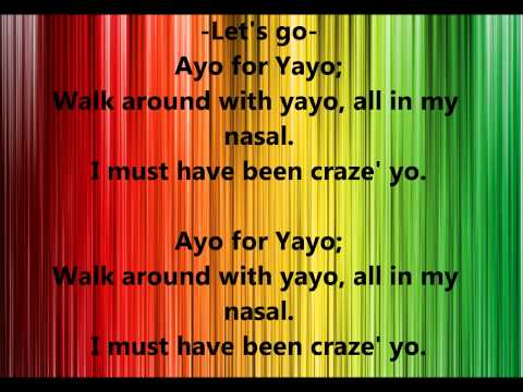 Ayo For Yayo - Andre Nickatina [LYRICS]