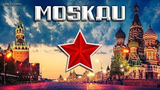 Moskau ✠ [German Schlager][+ english translation]