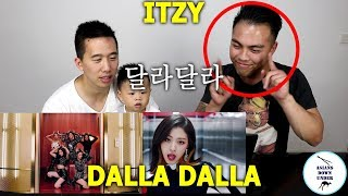 ITZY 달라달라(DALLA DALLA) MV| Reaction - Asians Down Under