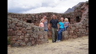 How to Travel Peru with a Family: Week 10 August 2018