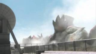Ultraman Mebius vs. Doragoris