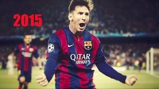 Những pha bóng kĩ thuật nhất của Lionel Messi  - Quả bóng vàng 2015 HD