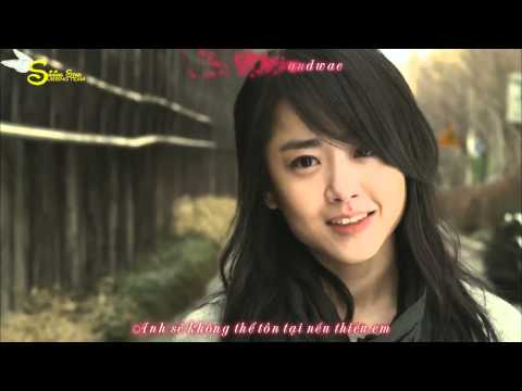 [ Vietsub Kara ] YeSung (Super Junior) - It has to be you (Cinderella_s Sister OST)