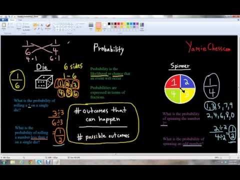 Probability - Grade 3