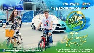Ba mẹ Hồ Ngọc Hà dắt Basick, Châu Đăng Khoa về thăm quê hương Đồng Hới | Việt Nam Tươi Đẹp