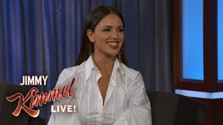 Eiza González on Telenovelas & How She Lost Her Green Card