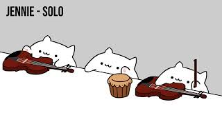 Bongo Cats! Jennie Solo By: Pandicorn~ Inspired by: My bff Catherine