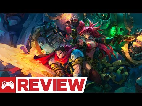 Battle Chasers: Night War Review