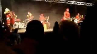 Bamboleo en la Tamborada de 2009