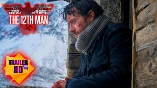 THE 12th MAN-2019 | OFFICIAL MOVIE TRAILER #1 | Jonathan Rhys Meyers • Marie Blokhus
