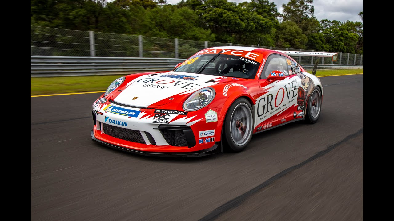 Craig Lowndes to make his Carrera Cup debut at the AGP