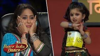 DID L'il Masters Season 3 - Heart Winning Performance - Must Watch Mahi Delhi Auditions