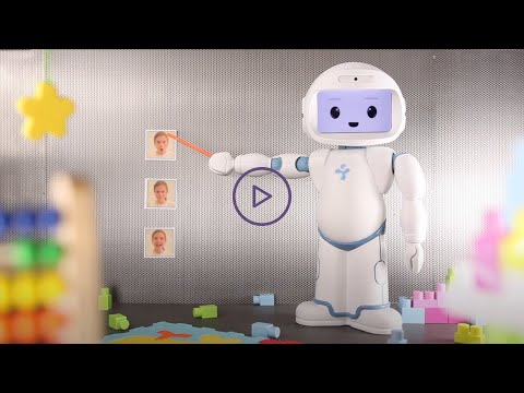 QTrobot is an expressive and child-friendly social robot bringing autism education to homes