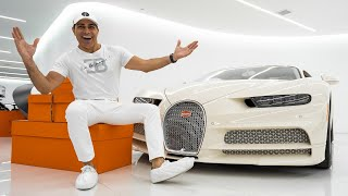 Everything You Need to Know About The Hermes Bugatti Chiron!!!