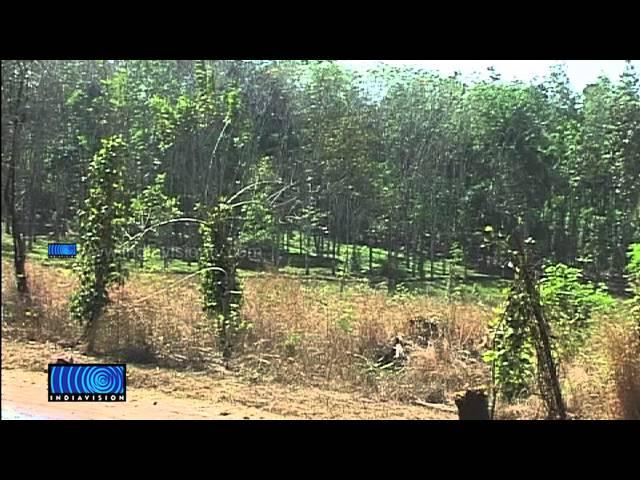 Protest agaist Land Tariff Hike in Wayanad