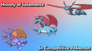 How GOOD was Salamence ACTUALLY? - History of Salamence in Competitive Pokemon (Gens 3-6)