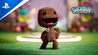 Sackboy: a big adventure :  bande-annonce VOST