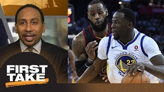 Stephen A. Smith: Warriors have proven LeBron James alone cannot beat them   First Take   ESPN