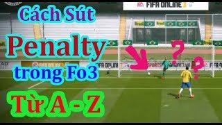 Cách Sút Penalty Trong Fifa Online 3 | Từ A - Z