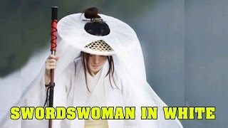 Wu Tang Collection - Swordswoman In White