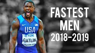 The Fastest Men In The World | 2018 ● HD