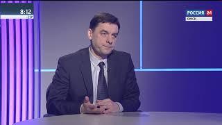 Актуальное интервью Вадим Бережной