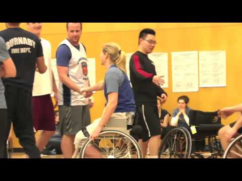 BC Wheelchair Basketball Hoopfest 20th Anniversary