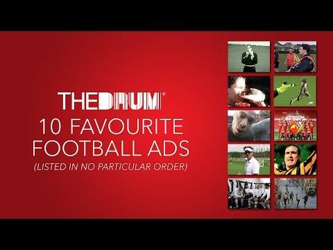 The Drum's Ten Favourite English Football Ads: KitKat, Nike, Carlsberg, Carling & More