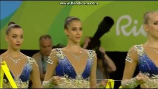 olympics Rio 2016-all around gymnastics rhythmics part-2