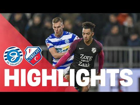 HIGHLIGHTS | De Graafschap - Jong FC Utrecht