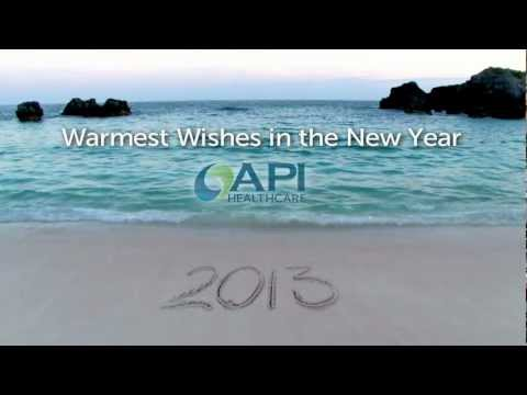 Warmest Wishes in the New Year