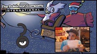 Ein mysteriöses Paket von der Pokémon Company International?