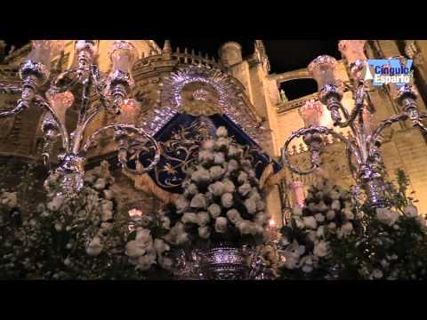 Virgen de la Cabeza - Traslado de ida a la Catedral -