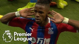 Fernandinho own goal gets Crystal Palace equalizer v. Man City | Premier League | NBC Sports