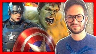 J'ai testé Marvel's AVENGERS : catastrophique ou héroïque ?