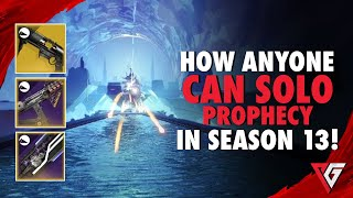 Destiny 2: How ANYONE Can Solo Prophecy! (And Why Everyone Should)