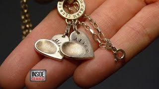 Mom Finds Lost Meaningful Necklace Through Facebook