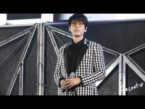 140815 SM TOWN LIVE WORLD TOUR Ⅳ in SEOUL - I Believe (KYUHYUN)
