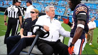 White NFL Slave Owner Jerry Richardson cashes out on Sexual Harassment and Racial Discrimination!!!