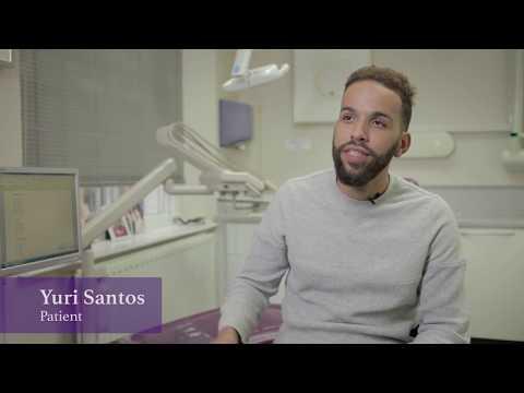 Meet Yuri, Patient at Bow Lane Dental
