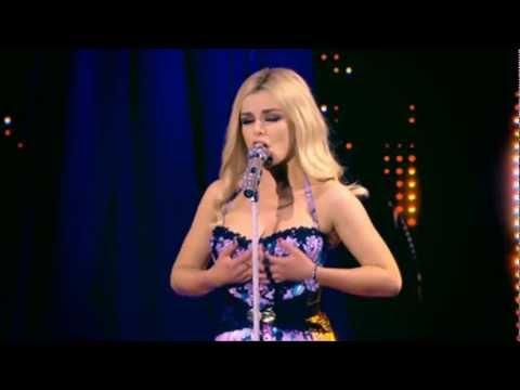Katherine Jenkins singing Parla Piu Piano
