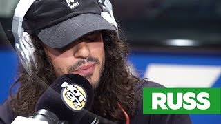RUSS FREESTYLES ON FUNK FLEX | #FREESTYLE106